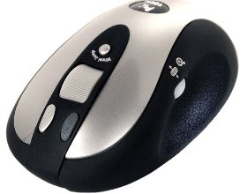 A4Tech NB-99D Battery Free Wireless Mouse, USB