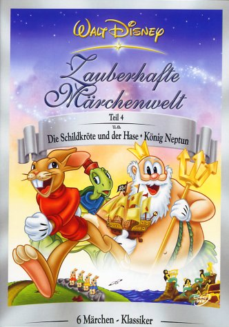 Disney's Zauberhafte Märchenwelt 4 -- via Amazon Partnerprogramm