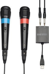Speedlink Duo microphone kit (PS3) (SL-4470-SBK)