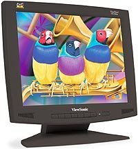 "ViewSonic VE150mb, 15"", 1024x768, analog, schwarz"