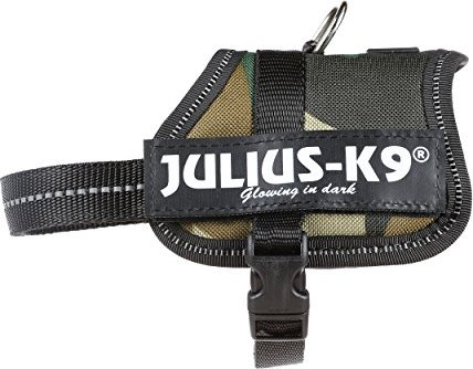 Julius K9 power harness Baby XS-S camouflage (15004)
