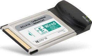 Belkin F5D5010G, 1x 100Base-TX, Cardbus