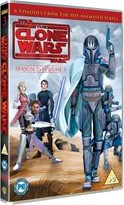 Star Wars: The Clone Wars Season 2.3 (DVD) (UK)