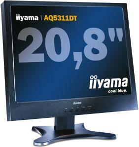 "iiyama AQ5311DTBK, 20.8"", 2048x1536, analogowy/cyfrowy"