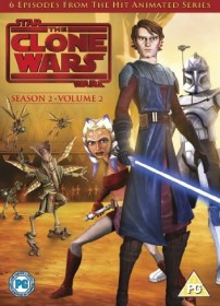 Star Wars: The Clone Wars Season 2.2 (DVD) (UK)