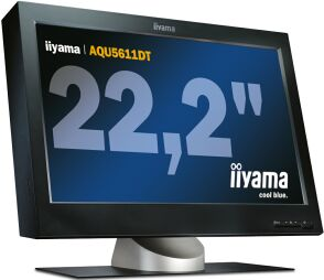 "iiyama AQU5611DTBK, 22.2"""