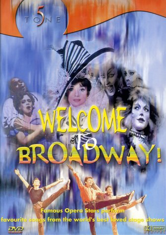 Welcome to Broadway! -- via Amazon Partnerprogramm