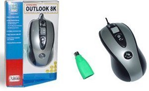 A4Tech BW-5 Optical Mouse, PS/2 & USB