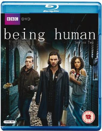 Being Human Season 2 (Blu-ray) (UK) -- via Amazon Partnerprogramm