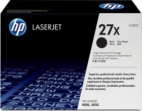 HP Toner 27X black (C4127X)