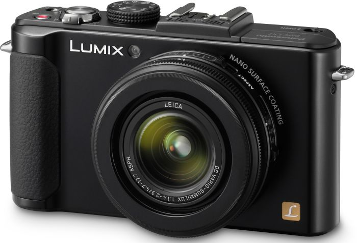Panasonic Lumix DMC-LX7 black