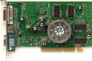 Sapphire Atlantis Radeon 9550, 128MB DDR, DVI, TV-out, AGP, bulk/lite retail (11032-02-10/20)