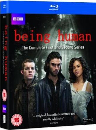 Being Human Box (Season 1-2) (Blu-ray) (UK) -- via Amazon Partnerprogramm