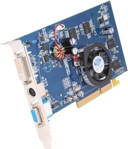 Sapphire Atlantis Radeon 9550, 256MB DDR, VGA, DVI, TV-out, AGP, bulk/lite retail (11032-50-10/20)