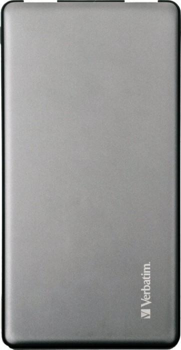 Verbatim Powerbank USB-C & Mikro-B 5000mAh (49575)