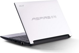 Acer Aspire One D255E white, Atom N550, 250GB HDD, UK (LU.SEY0D.084)