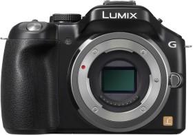 Panasonic Lumix DMC-G5 schwarz Gehäuse