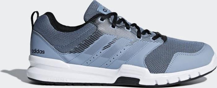 wholesale dealer efed9 8e858 adidas Essential Star 3 blueraw greycarboncore black (męskie) (CG3510)