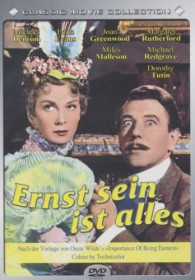 Ernst sein ist alles (DVD)
