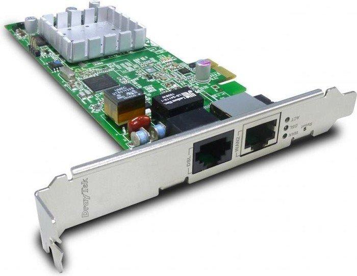 DrayTek VigorNIC 132 - Annex A, PCIe x1 (vNIC132-A)