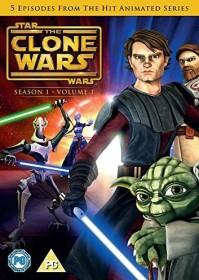 Star Wars: The Clone Wars Season 1.1 (DVD) (UK)
