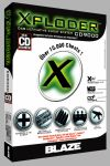 Blaze Xploder CD9000 - Cheatsystem for PS1 PS2 (only Games)