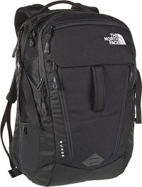 The North Face Surge Backpack black