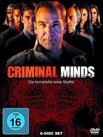 Criminal Minds Season 1 -- via Amazon Partnerprogramm