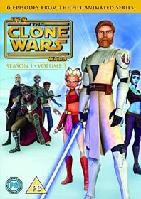 Star Wars: The Clone Wars Season 1.3 (DVD) (UK)