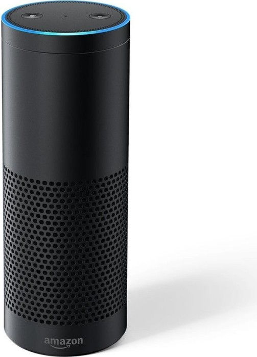 amazon echo plus schwarz ab 124 2019 heise online. Black Bedroom Furniture Sets. Home Design Ideas