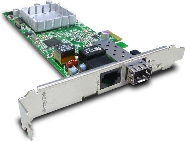 DrayTek VigorNIC 132F - Annex A, PCIe x1 (vNIC132F-A)