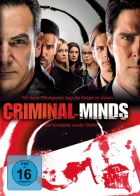Criminal Minds Season 2 (DVD)