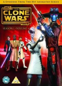 Star Wars: The Clone Wars Season 1.4 (DVD) (UK)
