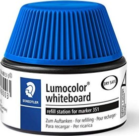 Staedtler Lumocolor 488 51 Whiteboardmarker Nachfüllstation blau (488 51-3)