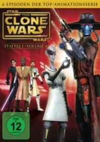 Star Wars: The Clone Wars Season 1.4 (DVD)