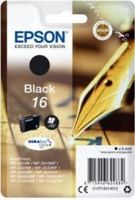 Epson ink 16 black (C13T16214010)