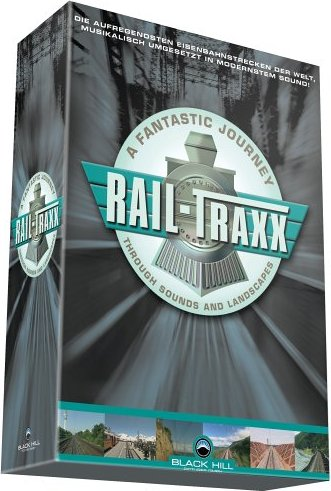 Rail Traxx Box (Vol. 1-3) -- via Amazon Partnerprogramm