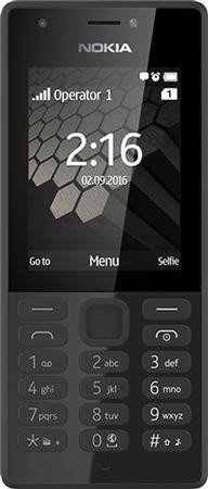 Nokia 216 schwarz