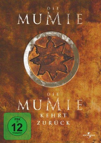 Die Mumie/Die Mumie kehrt zurück -- via Amazon Partnerprogramm