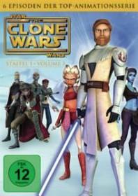 Star Wars: The Clone Wars Season 1.3 (DVD)