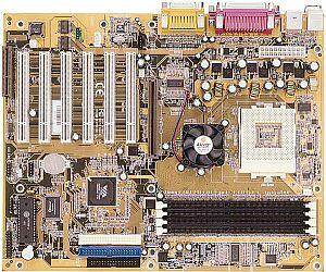 Shuttle AK31, KT266 (DDR)