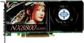MSI NX8800GTS-T2D512E, GeForce 8800 GTS, 512MB DDR3