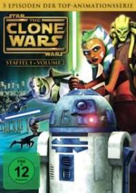 Star Wars: The Clone Wars Season 1.2 (DVD)