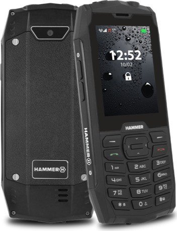 myPhone Hammer 4 schwarz