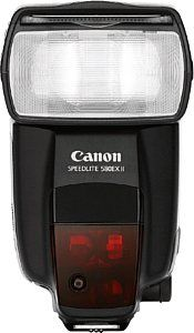 Canon Speedlite 580EX II flash (1946B003)
