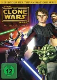 Star Wars: The Clone Wars Season 1.1 (DVD)