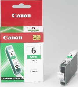 Canon BCI-6G ink green (9473A002)