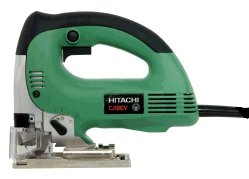 Hitachi CJ120V scroll jigsaw