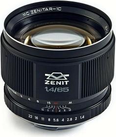 Zenit Zenitar 85mm 1.4 für Nikon F (17651)