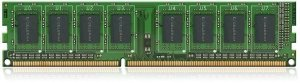 exceleram Value DIMM 2GB PC3-10667U CL9-9-9-24 (DDR3-1333) (E30106A)